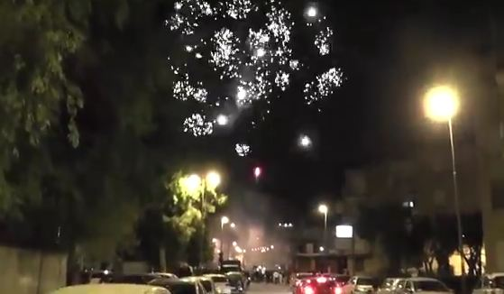 Botti e fuochi artificiali: maxi sequestro e denuncia