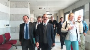 Maniaci in Tribunale