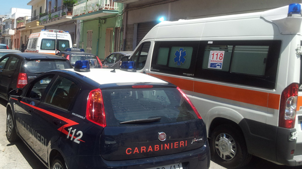 Serie di incidenti stradali: 3 feriti in ospedale