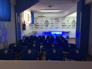 Sala Stampa dell'Esseneto