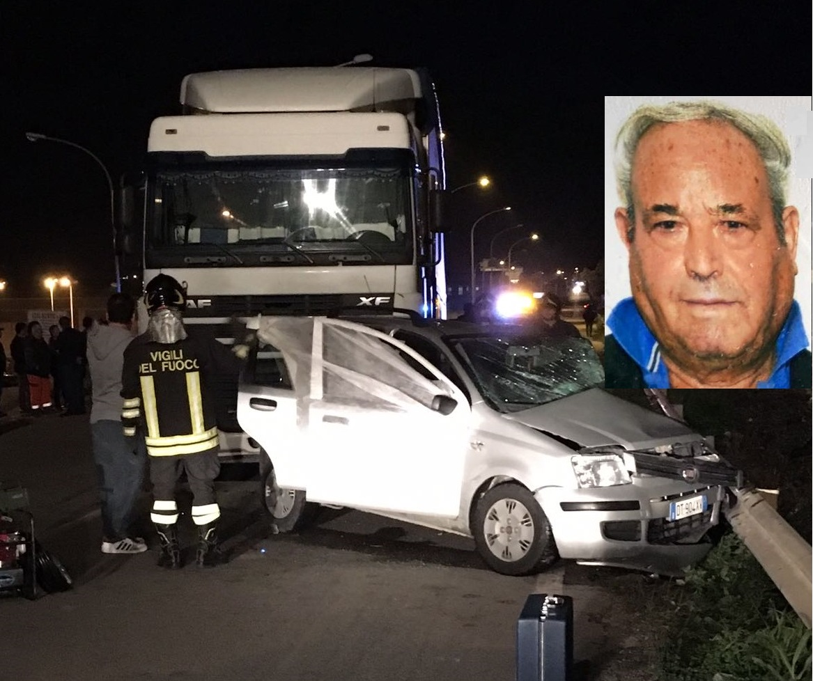 Palma di Montechiaro, incidente mortale: Procura apre inchiesta, salma sotto sequestro