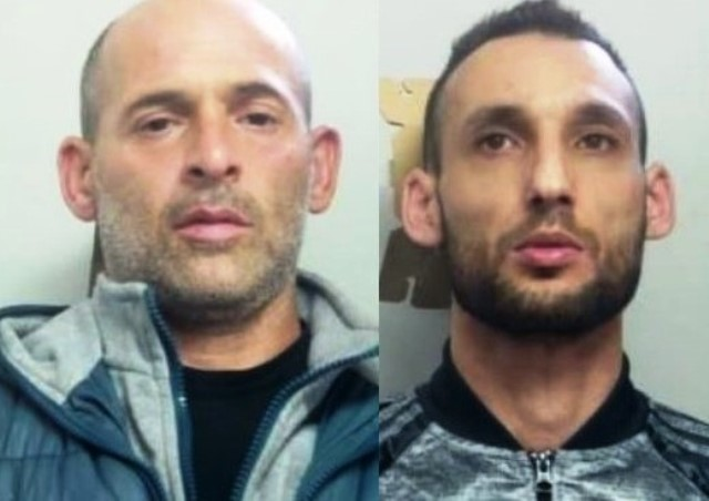 Furti in casa, arrestati 2 topi d'appartamento