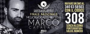 Marco catalano - Dance Music Awards