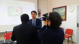 Workshop Pd, il segretario Zambito