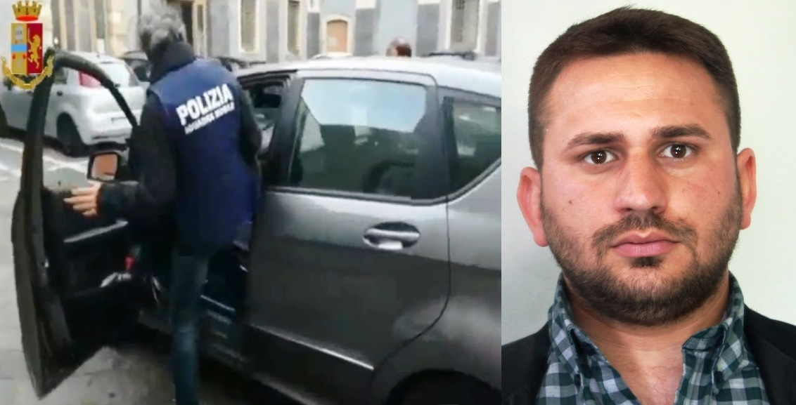 Era in auto con 2 kg di cocaina arrestato 27enne
