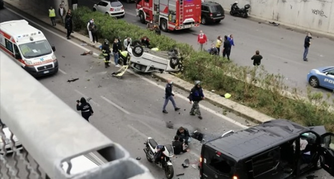 Grave incidente in Viale Regione Siciliana: morte  due ragazze
